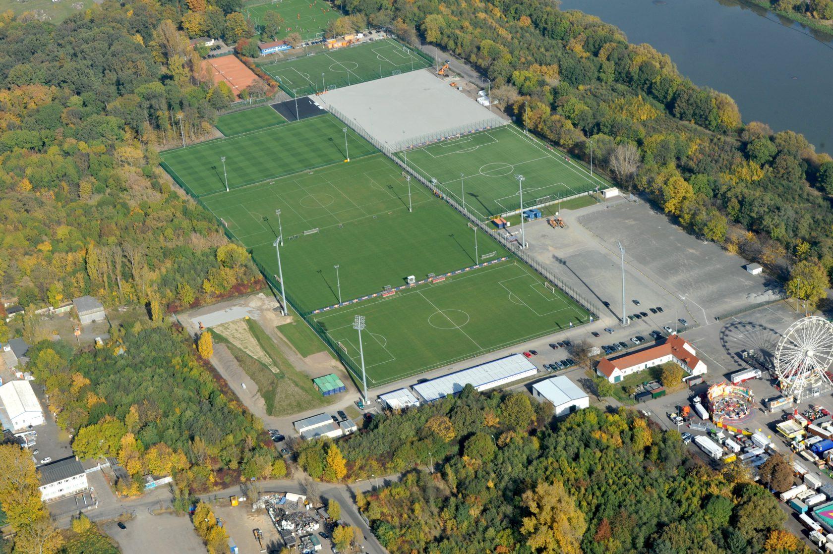 Rb Leipzig Trainingszentrum