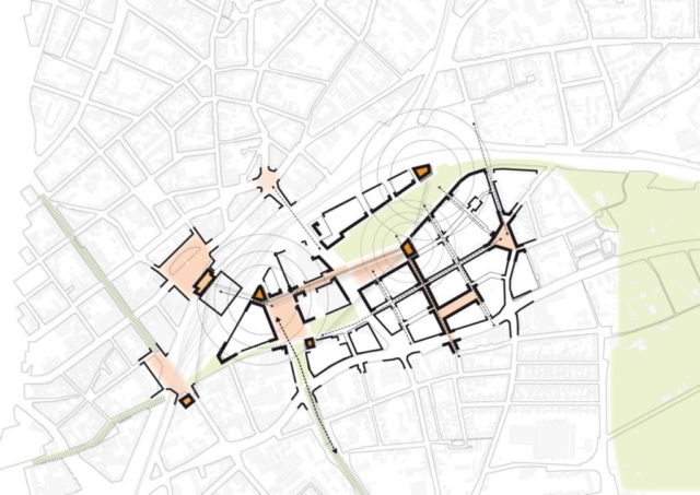Mönchengladbach Gutachterverfahren City Ost