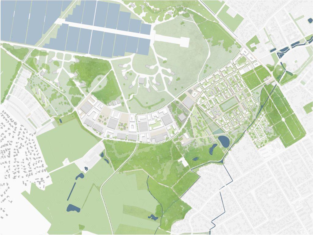 Masterplan Fliegerhorst