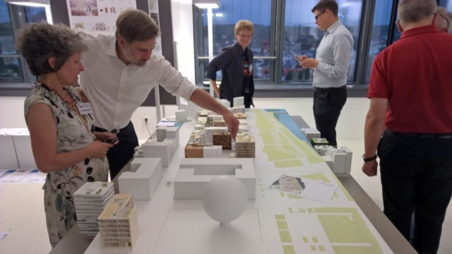 Heilbronn Investorenauswahlverfahren - Auswahlsitzung