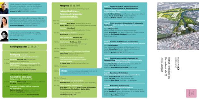 Flyer Kongress Heilbronn 2017 Seite 2