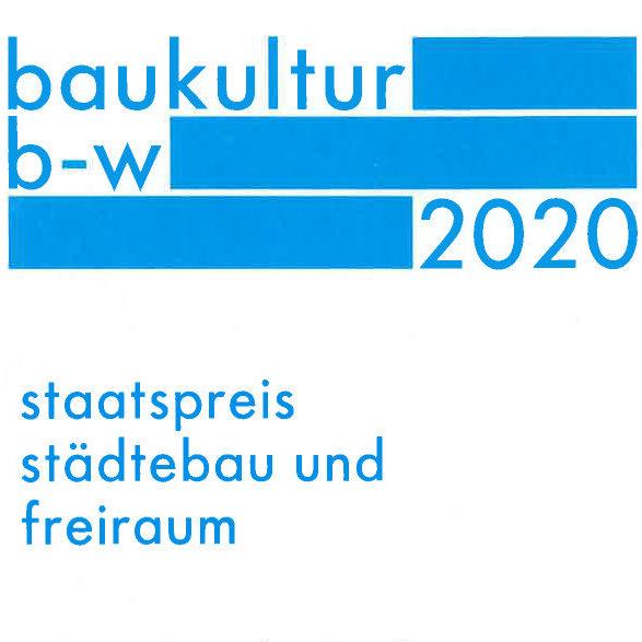 Urkunde Staatspreis Baden-Württemberg